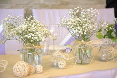Wedding Centerpieces, Wedding Decorations, Table Decorations, Souvenir Ideas, Rustic, Weddings, Inspiration, Google, Diy