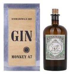 Monkey 47 Gin Distiller's Cut Vintage 2015  50 cl / 47% Deutschland