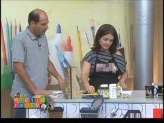 Ateliê na Tv - Tv Gazeta - 14-09-12 - Marisa Magalhães