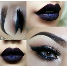 (3) Pin by Vleer MakeUp Dance & Performance on F^$%ing Make up!! |... ❤ liked on Polyvore featuring beauty products, makeup and eyes
