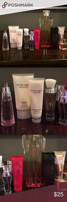 Lotions and perfumes Vs assorted lotions and perfumes Victoria's Secret Accessories
