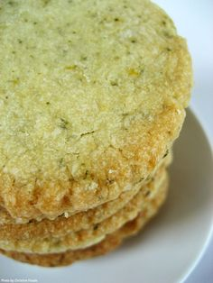 Lemon Wafer Cookies   Lemon and Lime   Pinterest   Wafer Cookies ...