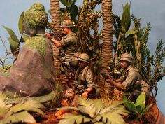 Dioramas and Vignettes: Scout Dog Patrol. Vietnam, photo #9