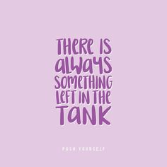 """designki.com on Instagram: """"Thought of the day 💭 """"There is always something left in the tank - push yourself"""" ⁉️ Why?! Because you can, and you can achieve more.…"""" Graphic Design Print, Thought Of The Day, Thoughts, Canning, Instagram, Home Canning, Conservation, Ideas"""