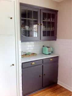 Vintage kitchen remodel - Beached Bohemian