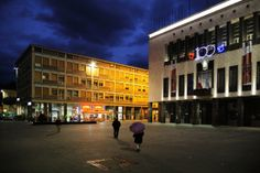 #Cosenza, #Piazza dei #Bruzi - © Massimiliano Palumbo