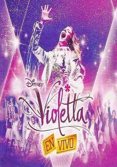 Violetta en Vivo [2013] [NTSC/DVDR] Español Latino MEGA FusionDescargas Up