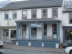 Nora Roberts' bookstore in Boonsboro, Maryland! Stopped by on our way home!