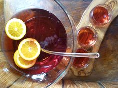 Square Dance Punch recipe from Nancy Fuller via Food Network