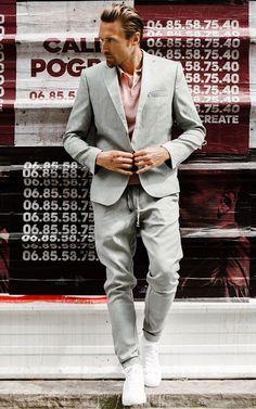 The 20 Most Influential Male Models On Earth Clothes Horse, Formal Wear, Male Models, Gentleman, Looks Great, Men's Fashion, Suit Jacket, Menswear, Footwear