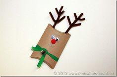 Enveloppe cadeau tou