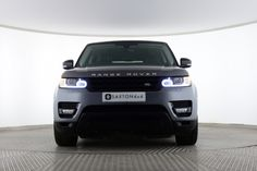 Used Land Rover Range Rover Sport SDV6 HSE DYNAMIC Grey for sale Essex LV63UOC | Saxton 4x4