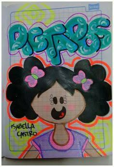 Resultado de imagen para marcar cuadernos timoteo Diy And Crafts, Minnie Mouse, Disney Characters, Fictional Characters, Doodles, Notebook, Notes, Letters, School