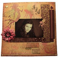 dcwv once upon a time scrapbook | dcwv once upon a time