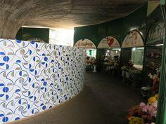 Athos bulcao mercado flores - Athos Bulcão – Wikipédia, a enciclopédia livre. Painel de azulejos no Mercado das Flores, em Brasília.