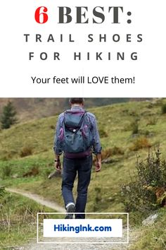 Pick one of these 6 best trail shoes for hiking. #hiking shoes #hiking shoes for women Best Hiking Boots, Hiking Shoes, Trail Shoes, Pick One, Amazing Women, Nature, Naturaleza, Hiking Sneakers, Off Grid
