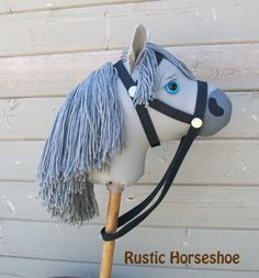 Mustang Collection Stick Horse sewing pattern by Rustic Horseshoe