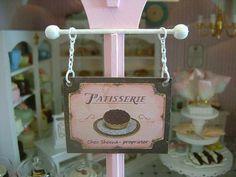 Miniature Patisserie SHOP