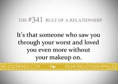 The Rule of a Relationship Break Up Quotes, Me Quotes, Cancer And Pisces, Relationship Rules, Relationships, Summer Of Love, Makeup Yourself, Helping People, Breakup