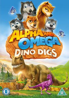 Alpha and Omega Dino Digs streaming