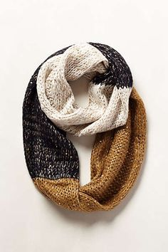Anthropologie - Northern Flicker Infinity Scarf