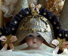 http://donnaobrien.typepad.com/.a/6a00d83563426969e20120a4ed2cd1970b-pi Donna O'Brien Napoleon French Doll Hat