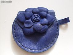 Monedero flor colores surtidos
