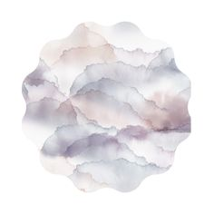 It's hard to see the beauty of these clouds, hopefully the video will give you a glimpse of the soft metallic shine, the delicate feeling and texture of the paper. This also comes in a dreamy blue colour. This is a custom printed wallpaper to fit your exact wall, so email us for a quote for how much you need. hello@wallpapertrader.com - Wallpaper: Clouds Moody Wallpaper, Girls Bedroom Wallpaper, Print Wallpaper, Watercolor Clouds, Wallpaper Samples, Designer Wallpaper, Purple, Blue, Weaving