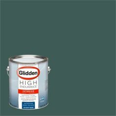 Glidden High Endurance, Interior Paint and Primer, Hemlock Green, #50GG 09/118
