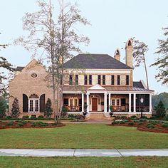 Top 12 House Plans of 2014 | Abberley Lane Plan
