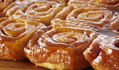 Classic Cinnamon Sticky Buns : Bake with Anna Olson : The Home Channel Best Sticky Bun Recipe, Pecan Sticky Buns, Sweet Roll Recipe, Cinnamon Bun Recipe, Vegan Cinnamon Rolls, Cinnamon Recipes, Caramel Recipes, Baker Recipes, Dessert Recipes