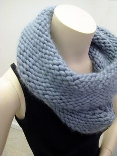 Going to make this    Nuage  - knit cowl