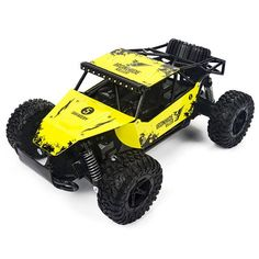 HELIWAY RC Car 1:16 High Speed Rock Rover Toy Remote Control Radio Controlled Machine Off-Road Vehicle Toy RC Racing Car for Kid