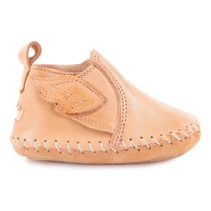 Chaussons Cuir Scratch Ailes Bomok-product