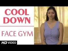 Face Gym | Toning Upper Eyelid Muscles | Asha Bachanni | Times Living - YouTube