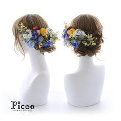 Gallery 385 . Order Made Works Original Hair Accessory for WEDDING . ⭐️結婚式髪飾り⭐️ . 気品のある落ち着いたグリーンとブルーの配色でサイドからバックにまとめた、ナチュラルスタイル✨ イエローカラーを所々に散りばめて、アンティークな色味に明るいアクセントを . #Picco #オーダーメイド #髪飾り . . #ミモザ #ナチュラル #アンティーク #ウェディングドレス #ウェディングヘア . デザイナー @mkmk1109 . . #ブライダル #ウェディング #ウェディングドレス #カラードレス #ヘアアクセ #ヘッドアクセ #ヘッドドレス #花飾り #造花 #結婚式髪飾り #結婚式髪型 #結婚式ヘア #前撮り #プレ花嫁 #花嫁 #二次会 #パーティー #お披露目 #披露宴 #natural #antique
