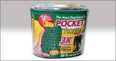 The new ULTRA Pocket Hose!