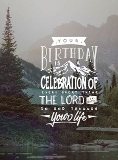 Christian birthday wishes for friend. Celebrate the life that God has given you by sharing your joy with others and by spreading His message of love to everyone. Happy birthday! Wish Christian birthday quotes men.