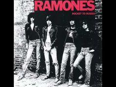 The Ramones - It's A Long Way Back To Germany (U.K. B-Side)