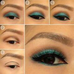 hooded eyeshadow - Google Search