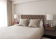 modern bedroom by David Howell Design