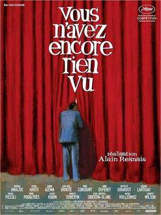 Vous n'avez encore rien vu de Alain Resnais sur CINEMUR