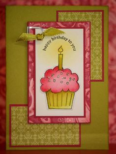 Image result for stampin up crazy for cupcakes