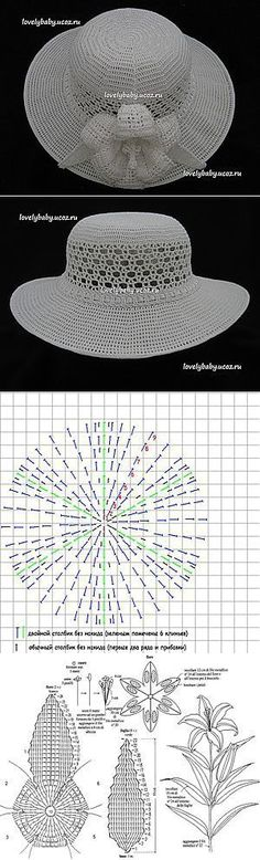 Luty вязания крючком Искусство вязания крючком: