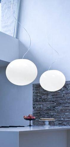 #Zerodieci suspended lamps by #Prandina  www.prandina.it