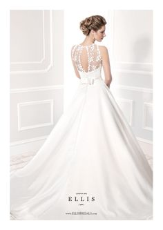 Ellis Style 19032 Www Ellisbridals Co Uk Wedding Dresses Clic