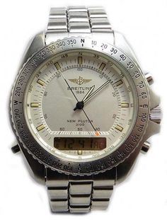 Antique Watch Uk   Breitling navitimer pluton