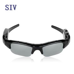 a49c07c657e SIV 1 PC SIV HD Glasses Digital Camera Sunglasses Eyewear DVR Video  Recorder Camcorder Review Sports
