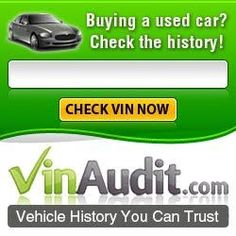 Vinaudit Official Fan Page, Vinaudit is a cheap alternative to Carfax