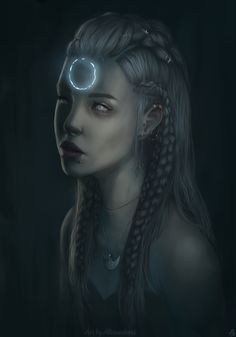 ArtStation - Forgetting, Sandra Hansen
